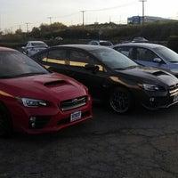 Photo taken at Subaru World of Newton by Marvin J. on 5/13/2014