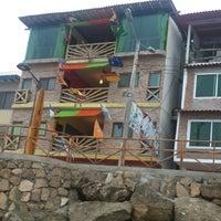 Photo taken at Hotel Alebrijes by Will G. on 9/16/2014