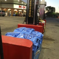 Photo taken at M&H Gas Station by Adam S. on 6/17/2016