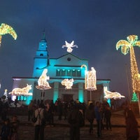 Photo taken at Monserrate by Rodrigo C. on 12/16/2012