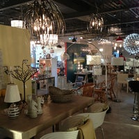 Photo taken at Thre3 Interiors by Tam J. on 3/8/2013