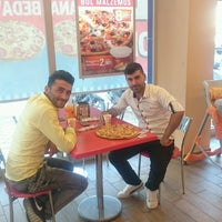 Photo taken at Domino's Pizza by Birol K. on 10/3/2016