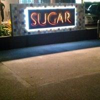 Photo taken at Sugar Ultra Lounge by Nicholas M. on 10/14/2012