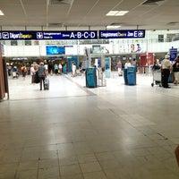 Photo taken at Terminal 1 by Dmitrij P. on 7/8/2013