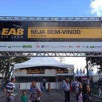 Photo taken at Expo Aero Brasil by Junior N. on 7/14/2013
