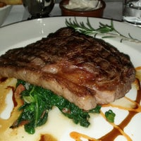Photo taken at Tauro Angus Steaks & Pasta by Florian E. on 11/7/2012