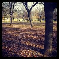 Foto tomada en Trinity Bellwoods Park por Dan T. el 11/18/2012