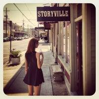Photo taken at Storyville by Juan Pablo G. on 7/18/2013