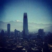 Photo taken at San Cristobal Tower by Juan Pablo G. on 2/21/2013