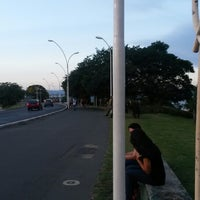 Photo taken at Ciclovia Beira Rio by K K. on 1/27/2014