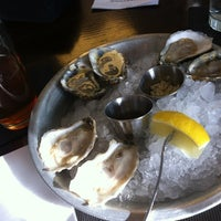 Photo taken at Rappahanock Oyster Bar by Alicia D. on 2/18/2013