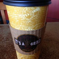 Photo taken at It's A Grind Coffee House by Mike H. on 1/31/2013