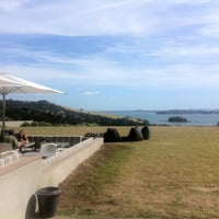 Photo taken at Cable Bay Winery by Amy K. on 2/25/2013