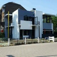 Photo taken at Rietveld Schröder House by Adéla G. on 9/8/2016