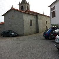 Photo taken at Igreja St Comba by António M. on 6/8/2014