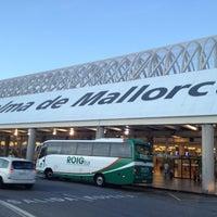 Photo taken at Palma de Mallorca Airport (PMI) by Dina4 w. on 9/16/2012