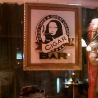 """Photo taken at The """"World Famous"""" Cigar Bar by Thomas G. on 9/27/2012"""