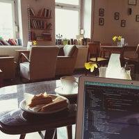 Das Foto wurde bei Café Hilde von Lars F. am 4/1/2014 aufgenommen