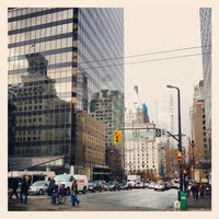 Photo taken at CF Pacific Centre by Felipe V. on 11/1/2012