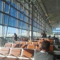 Photo taken at Brisbane Airport (BNE) by Ricardo M. on 3/15/2013