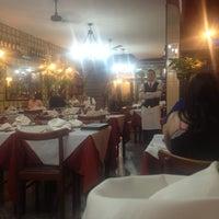 Photo taken at Parrilla Caballito by Santiago L. on 12/24/2012