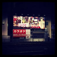 Photo taken at Okubo Station by Irinka K. on 3/24/2013