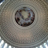 Photo taken at U.S. Capitol Visitor Center by T T. on 6/16/2013