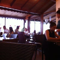 4/7/2013 tarihinde Cigdem C.ziyaretçi tarafından Pan Pan Cafe & Fırın'de çekilen fotoğraf