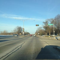 Photo taken at Stop Lights By River Rails Mayors Work by Karri B. on 3/14/2013