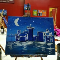 Photo taken at Painting with a Twist by Shannon P. on 9/7/2016