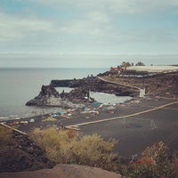 Photo taken at Playa de Charco Verde by Víctor B. on 7/7/2013