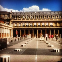 Photo prise au Palais Royal par Mani B. le8/3/2013