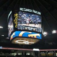 Снимок сделан в McCamish Pavilion пользователем Kristin 9/19/2012