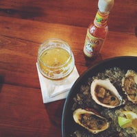 Photo taken at Albany Ale & Oyster by Amy E. on 9/18/2015