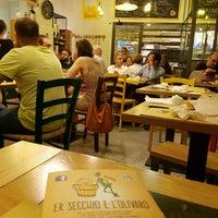 7/27/2016にKenzowebがIl Secchio e l'Olivaroで撮った写真