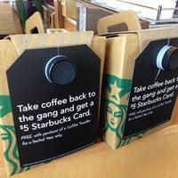 Photo taken at Starbucks by Douglas P. on 9/27/2012