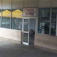 Photo taken at Autobusni kolodvor Čapljina by Shinji S. on 4/30/2015