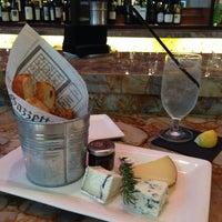 Photo taken at Glance Wine Bar by Marianne R. on 11/8/2013