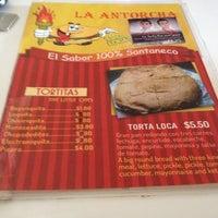 Photo taken at La Antorcha by Vanessa N. on 8/5/2013