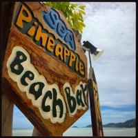 Photo taken at Sea Pineapple Bar by Pavel P. on 7/7/2014