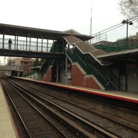 Photo taken at LIRR - Bayside Station by Kevin W. on 4/28/2013