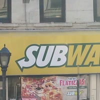 Photo taken at Subway by Carlos S. on 4/20/2014