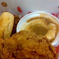 Photo taken at Popeye's Chicken at WKU by Muhammad R. on 9/25/2013