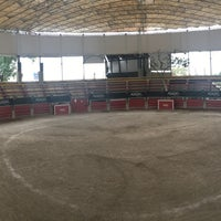 Photo taken at Plaza de Toros Arroyo by Viviana R. on 10/28/2016