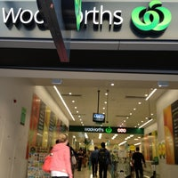 Photo taken at Woolworths by Riane on 3/25/2013