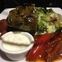 Photo taken at Ahmet's Turkish Restaurant by Riane on 12/28/2012