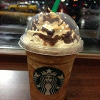 Photo taken at Starbucks by Alan B. on 10/27/2012