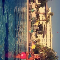 Photo taken at Pool at Electra Palace Rhodes by Inge G. on 9/12/2016