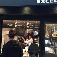 Photo taken at EXCELSIOR CAFFE 心斎橋店 by Jeremy W. on 11/13/2016