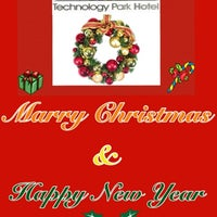 Photo taken at Technology Park Hotel by Pras W. on 12/17/2012